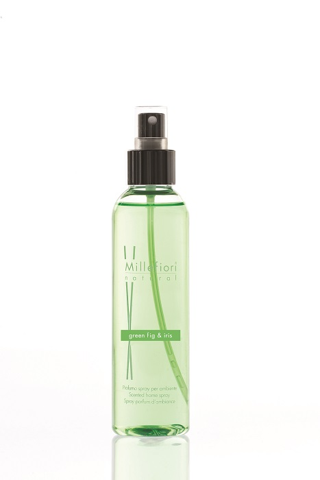 Millefiori Natural Green Fig & Iris Home Spray 150 ml