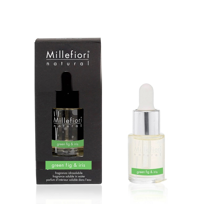 Millefiori Natural Green Fig & Iris Water Soluble 15 ml