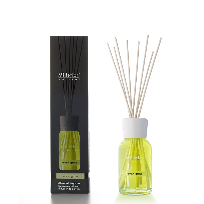 Millefiori Natural Lemon Grass Diffuser 500 ml