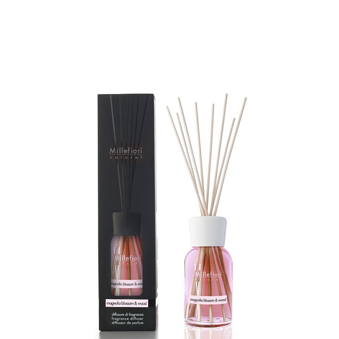 Millefiori Natural Magnolia Blossom&Wood Diffuser 100 ml