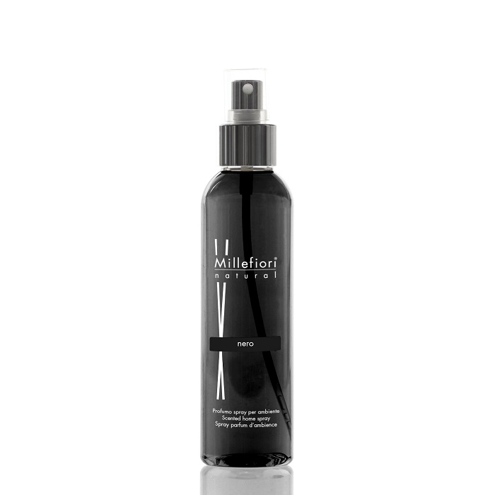 Millefiori Natural Nero Home Spray 150 ml