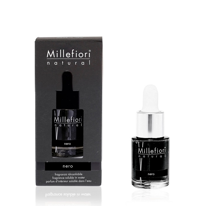 Millefiori Natural Nero Water Soluble 15 ml