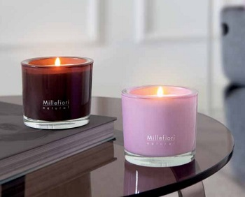 MM Natural Scented Candles