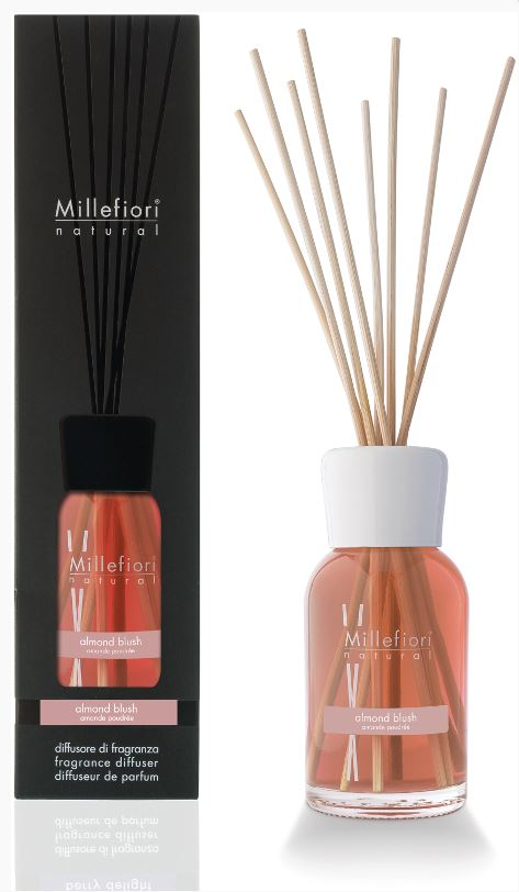 Millefiori Natural Almond Blush Diffuser 100 ml