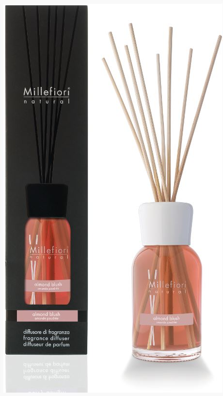 Millefiori Natural Almond Blush Diffuser 250 ml