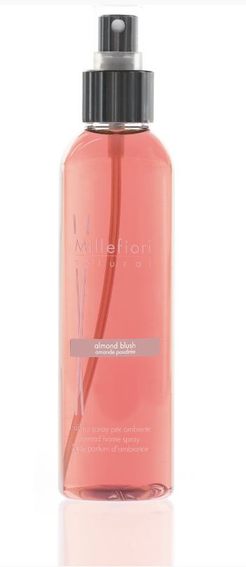 Millefiori Natural Almond Blush Home Spray 150 ml