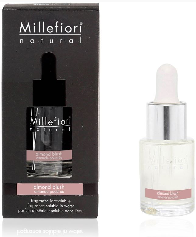 Millefiori Natural Almond Blush Water Soluble 15 ml