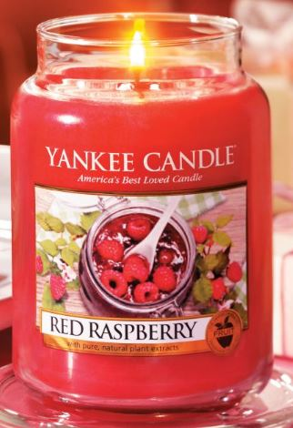 165903 Red Raspberry Large Jar