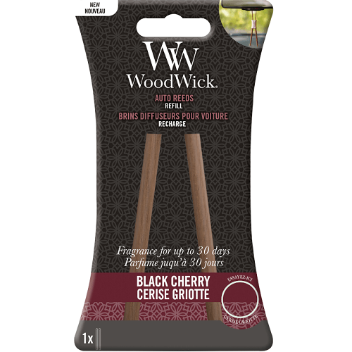 WoodWick Auto Reed Refill Black Cherry