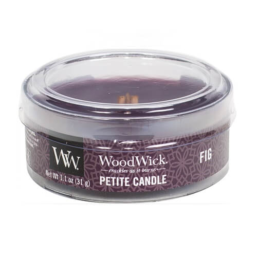 WoodWick Fig Petite Candle
