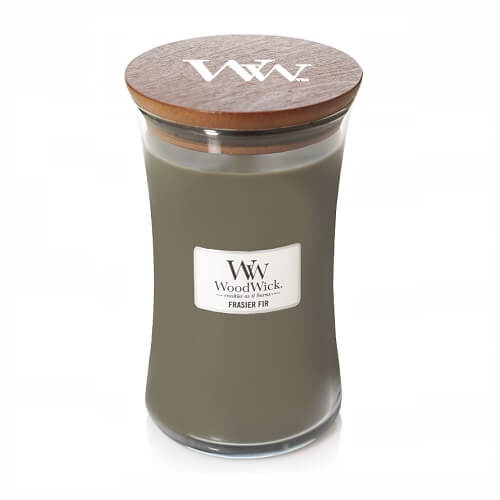 WoodWick Frasier Fir Large Jar Candle