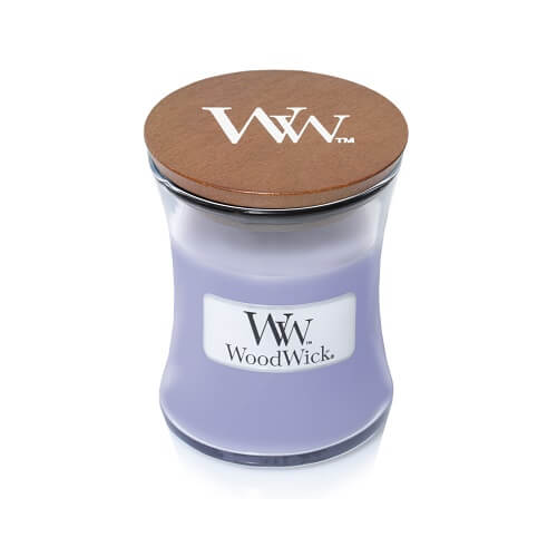 WoodWick Lavender Spa Mini Jar Candle