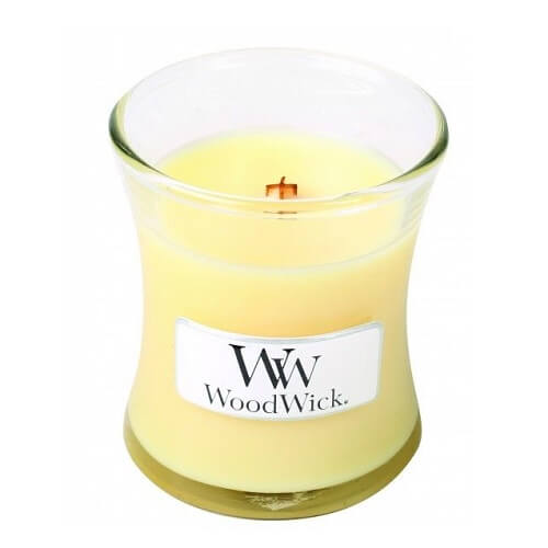 WoodWick Lemongrass & Lily Mini Jar Candle