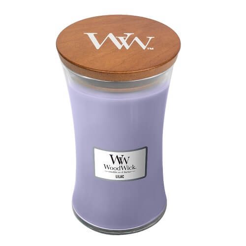 WoodWick Lilac Large Jar Candle
