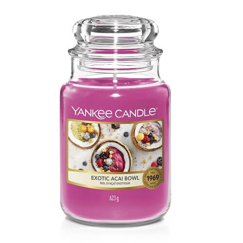 Yankee Candle Exotic Acai Bowl Large Jar