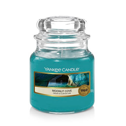 Yankee Candle Moonlit Cove Small Jar