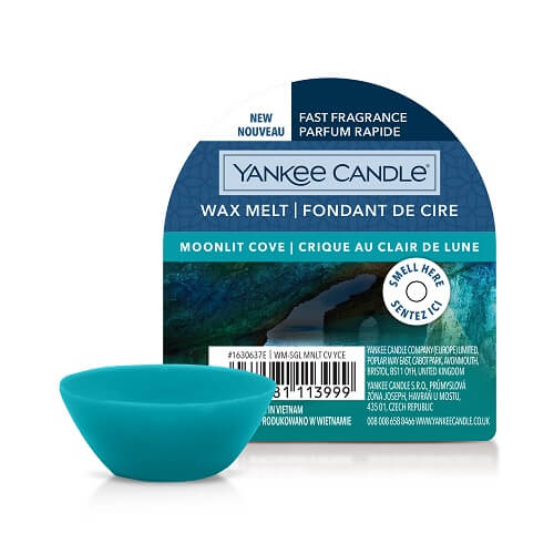Yankee Candle Moonlit Cove New Wax Melt