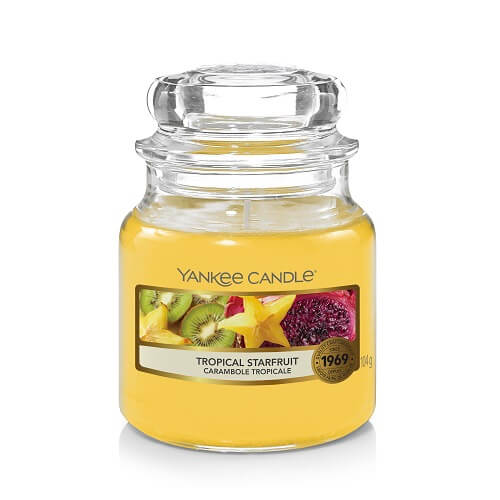 Yankee Candle Tropical Starfruit Small Jar