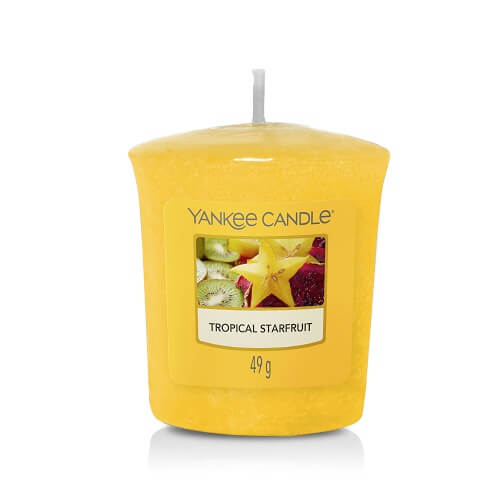 Yankee Candle Tropical Starfruit Votive Sampler