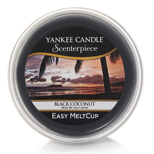 Yankee Candle Black Coconut Scenterpiece Easy Meltcup