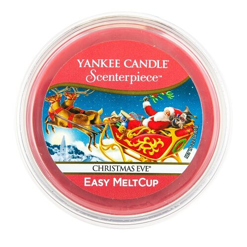 Yankee Candle Christmas Eve Scenterpiece Easy Meltcup