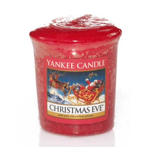 Yankee Candle Christmas Eve Votive Sampler