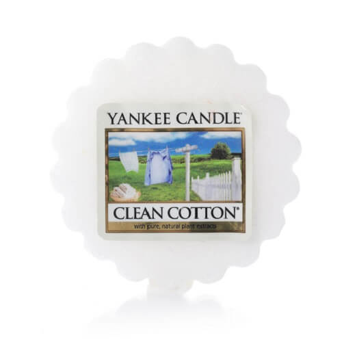 Yankee Candle Clean Cotton Tarts