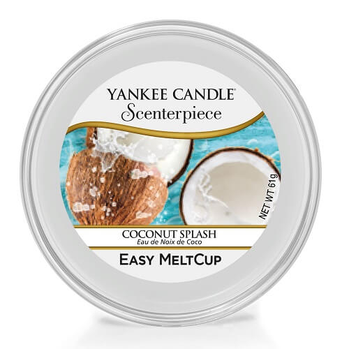 Yankee Candle Coconut Splash Scenterpiece Easy Meltcup