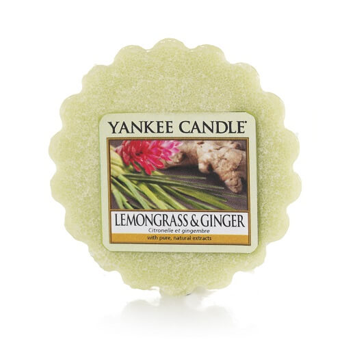 Yankee Candle Lemongrass & Ginger Tarts