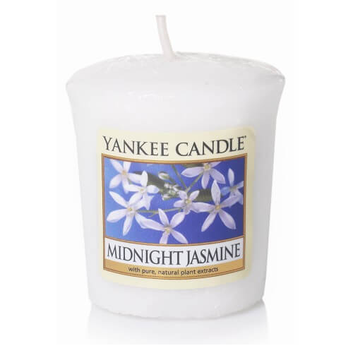 Yankee Candle Midnight Jasmine Votive Sampler