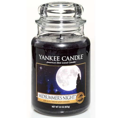 Yankee Candle MidSummer's Night Large Jar