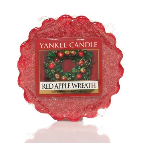 Yankee Candle Red Apple Wreath tarts