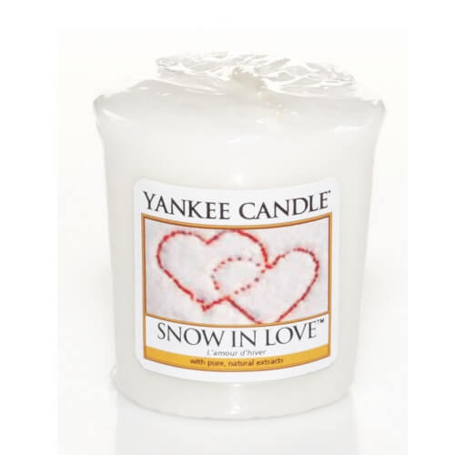 Yankee Candle Snow in Love Votive Sampler