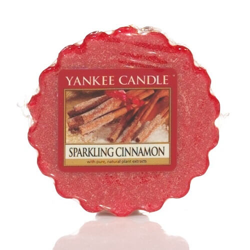 Yankee Candle Sparkling Cinnamon tarts