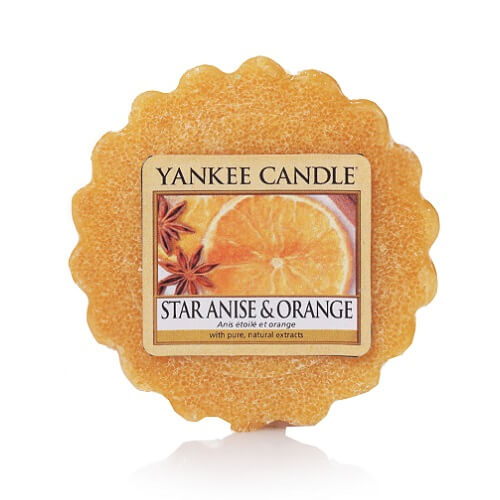 Yankee Candle Star Anise & Orange Tarts
