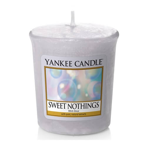 Yankee Candle Sweet Nothings Votive Sampler