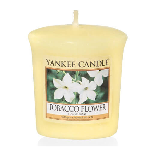 Yankee Candle Tobacco Flower Votive Sampler