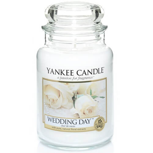 Yankee Candle Wedding Day Large Jar